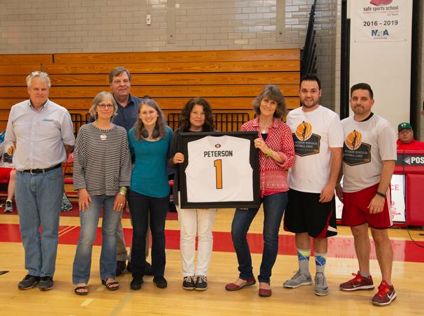 John Peterson Memorial Basketball