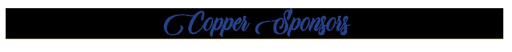 heroes ball copper sponsors