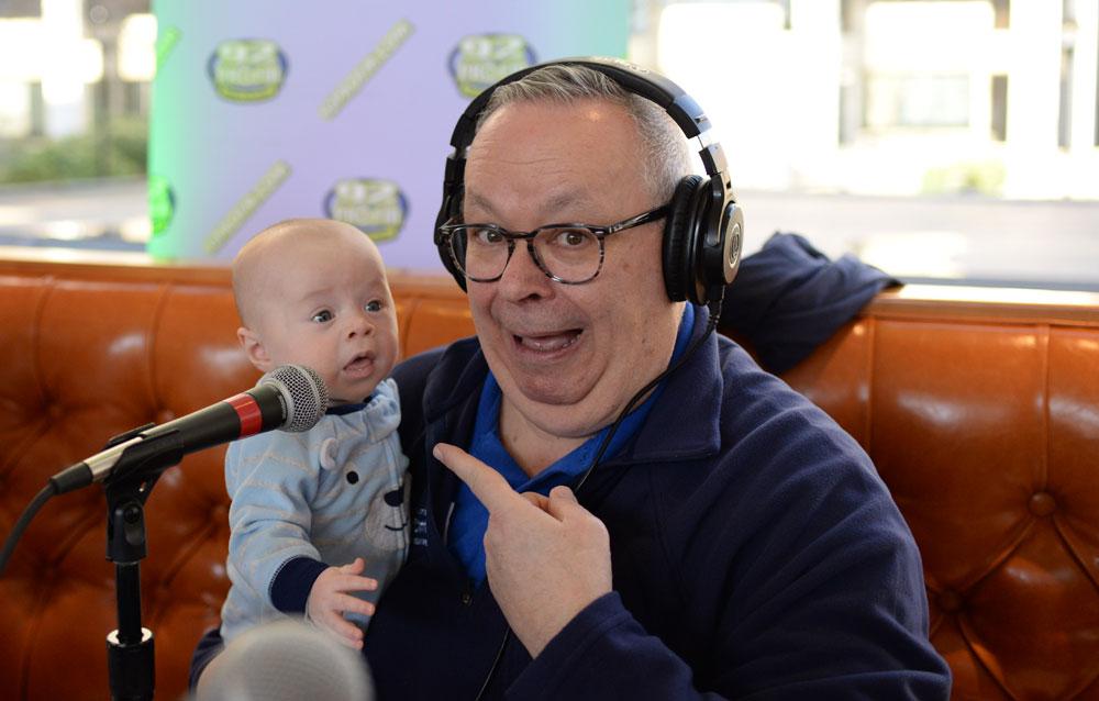 Hasbro Children's Hospital Radiothon