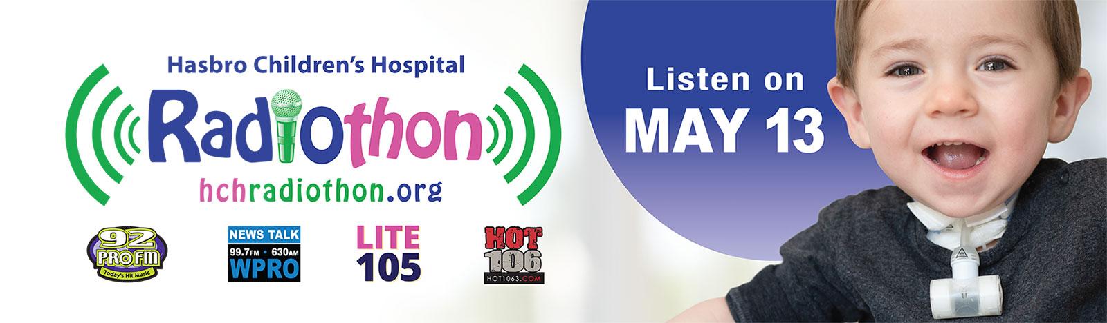 Radiothon Logo 2020
