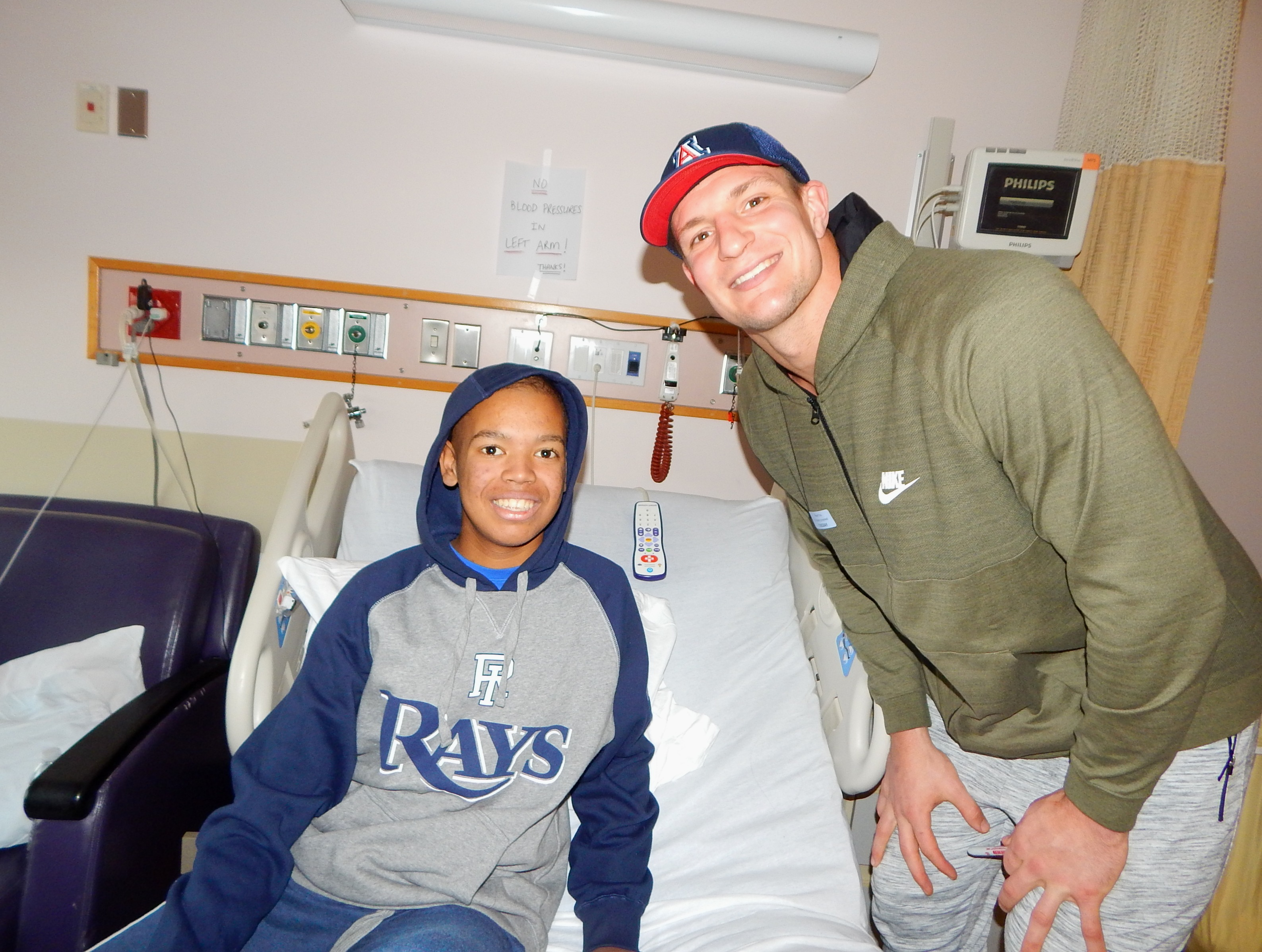 Gronk and patients