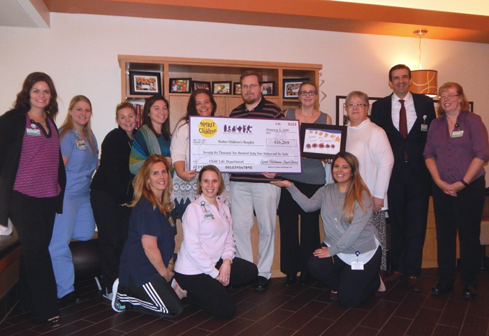 Spirit Halloween Check Presentation