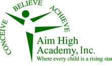 AIM High Academy Logo