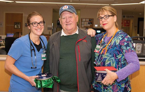Newport Hospital's Intensive Care Uniti