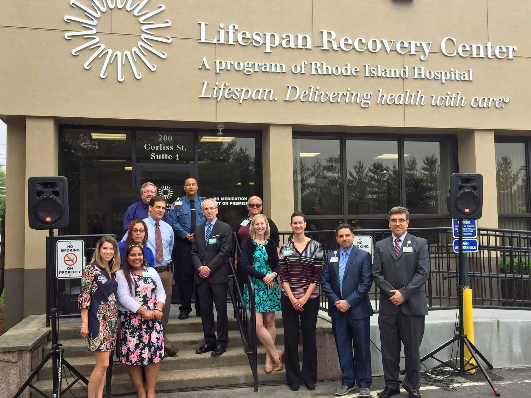 Lifespan recovery center