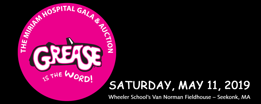 The Miriam Hospital Gala and Auction Grease