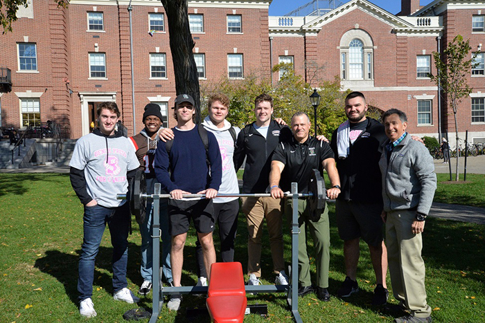 Bench Press4Cancer Group