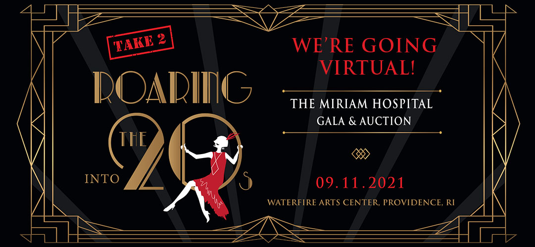 The Miriam Gala and Auction Roaring into the 20s