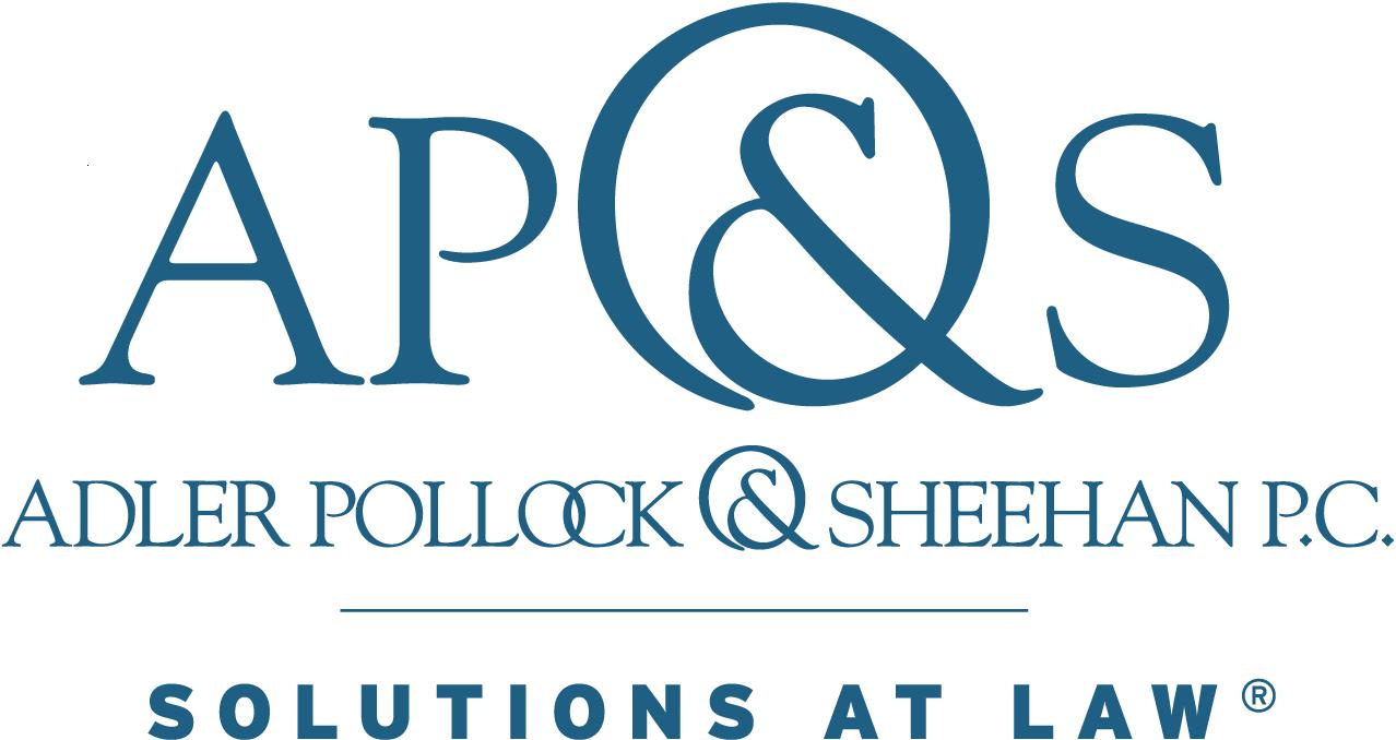 Adler, Pollock & Sheehan, PC