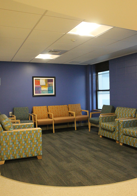 Bradley Hospital Renovations