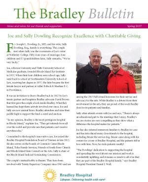 Bradley Bulletin Spring 2017