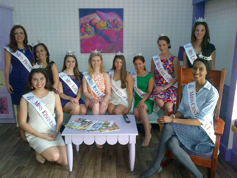 Miss Rhode Island Competitors