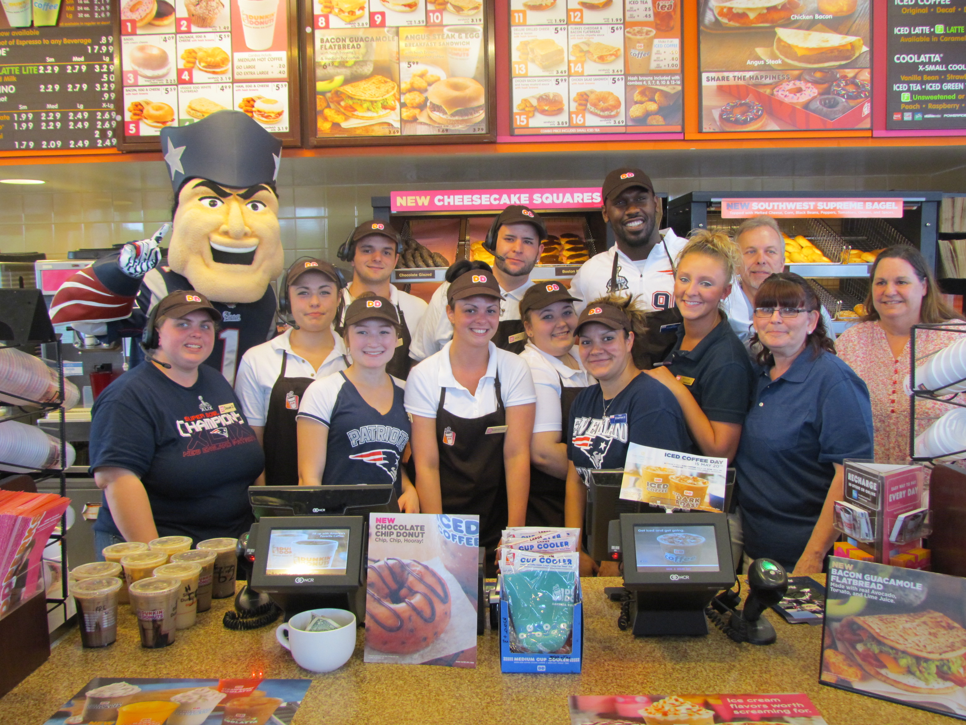 Dunkin Donuts Crew East Greenwich
