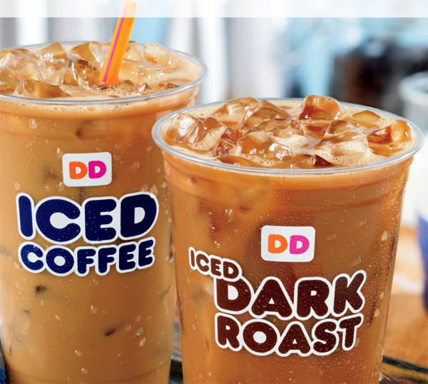 DD Iced Coffee Day 2015