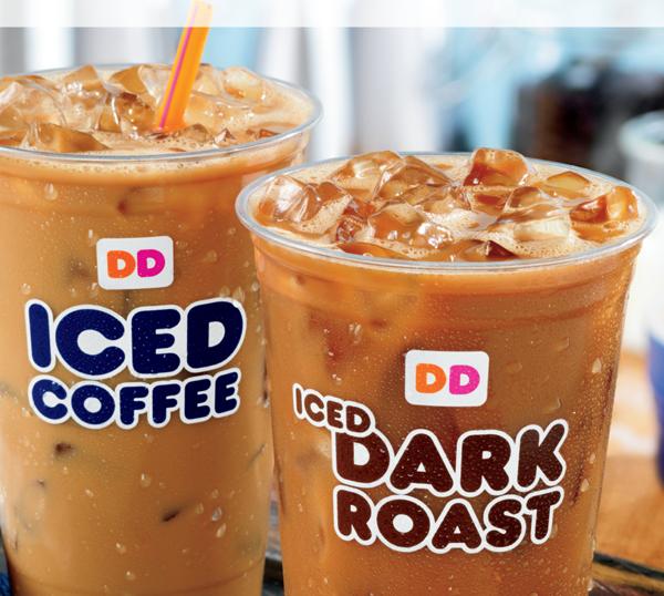 DD Iced Coffee Day 2015
