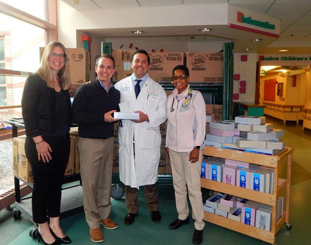 Layla's Dream and CVS Health donation