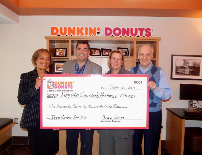Dunkin Donuts ICD
