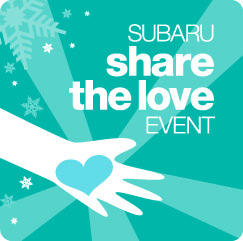 Subaru Share the Love