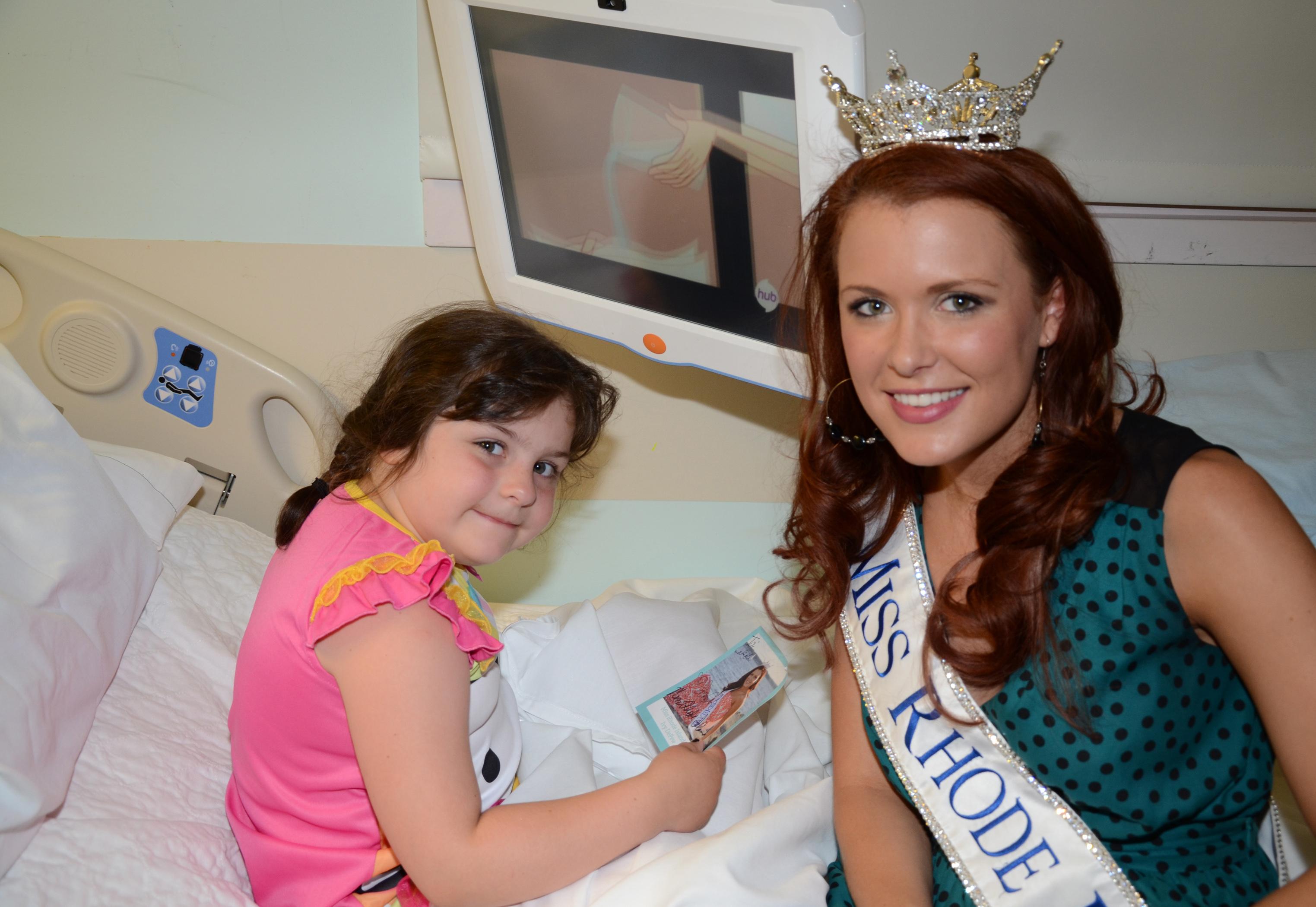 Miss Rhode Island, Ivy DePew