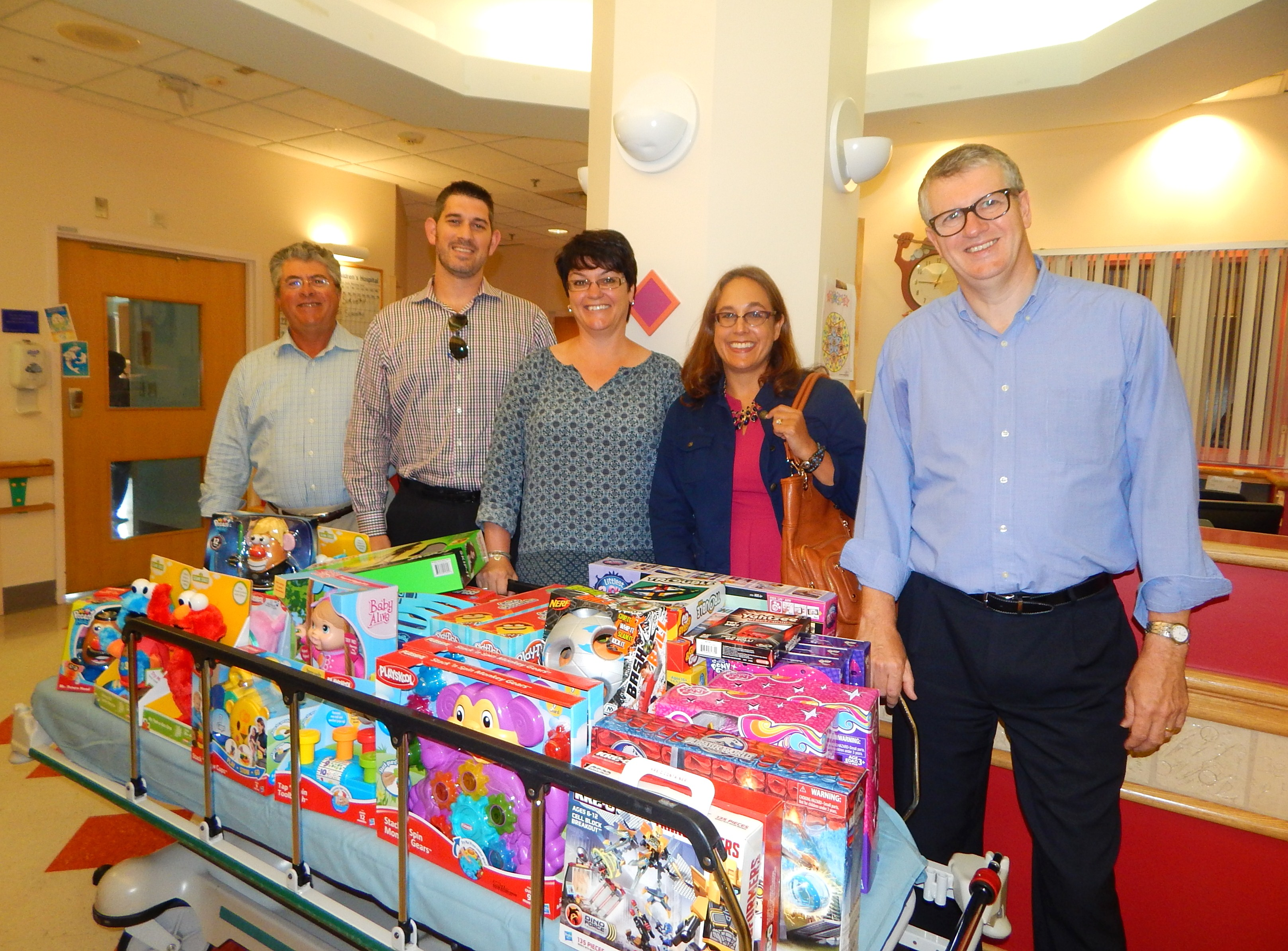 Giving Toys To Hospitals – Wow Blog
