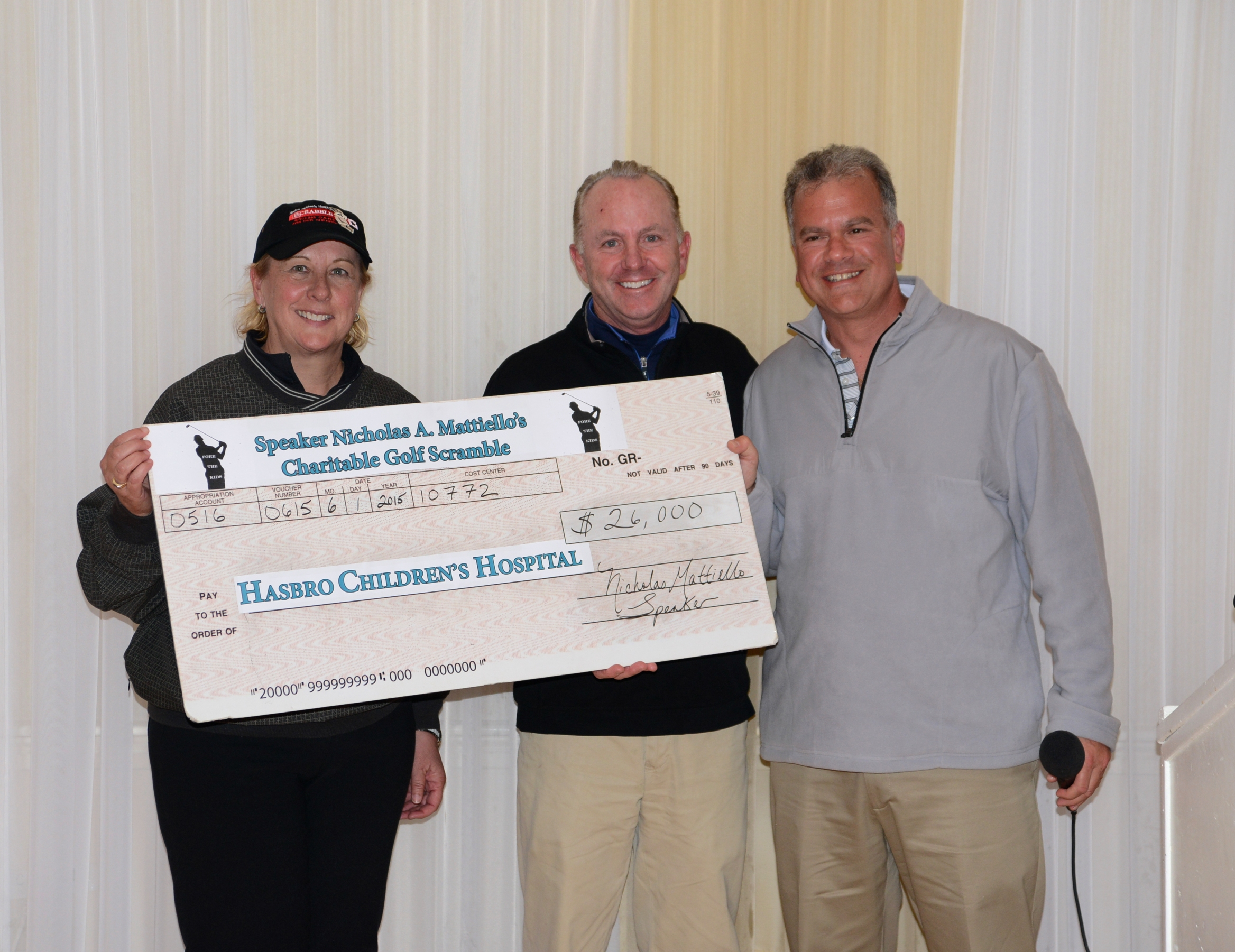 Speaker's Scramble Check Presentation