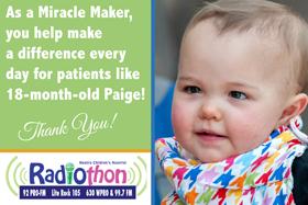 Patient update Paige