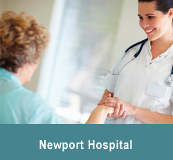 Giving to Newport Hospital