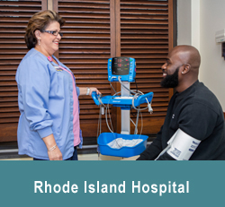 Giving to Rhode Island Hospital