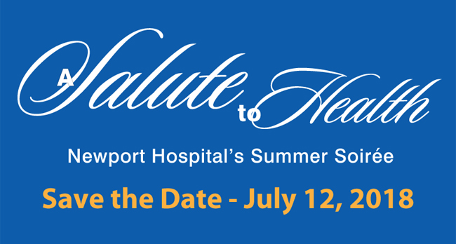 Salute to Health Save the Date