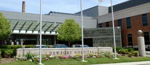 Newport Hospital Exterior