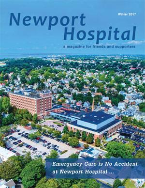 Newport Hospital Magazine Winter 2017
