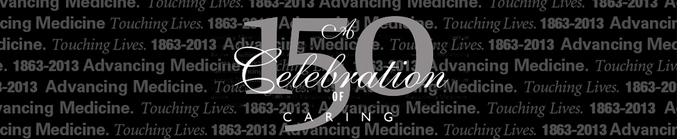 150th Celebration Banner Header