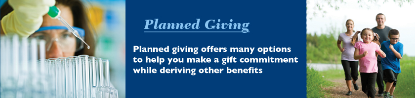 Planned Giving at Rhode Island Hospital