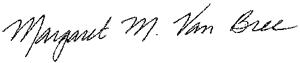 Van Bree Signature