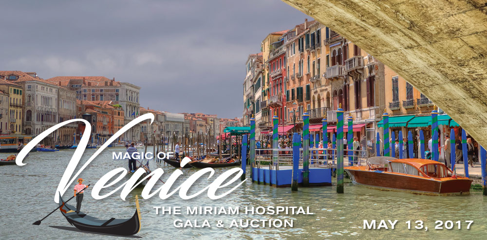 Magic of Venice Logo with background
